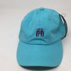 NWT City Hunter Flip Flops Cap